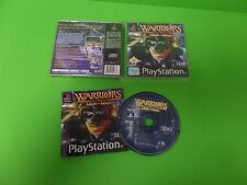 PS1 Spiel *Warriors of Might & Magic* Fantasy / Anleitung & OVP / Playstation 1