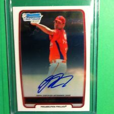 2012 Bowman Chrome Rookie Autograph Julio Rodriguez Phillies