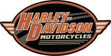HARLEY DAVIDSON Bike Show embroidered Large Patch HARLEY PATCH
