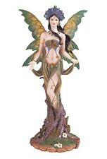 "10"" Inch Earth Fairy Statue Figurine Figure Fairies Magic Fantasy Mythical"