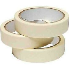 """NEW 1"""" General purpose masking tape of size 25mm x 50M"""