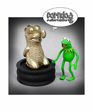 Muppets Palisades Toys Prototype Gonzo Golden Idol Statue Promo Giveaway Rare