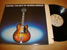 George Benson - Encore The Best Of - LP Record  VG VG+