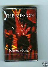 CASSETTE TAPE NEW THE MISSION NEVERLAND