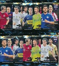 (10) 2016 Panini Adrenalyn XL FIFA 365 Factory Sealed Booster Packs-60 Cards