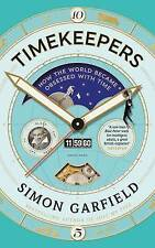 Timekeepers, Simon Garfield