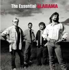 ALABAMA The Essential 2CD BRAND NEW Best Of Greatest Hits