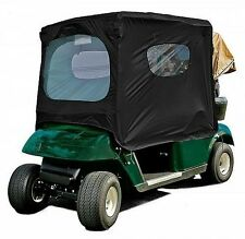 Authentic Frogger Golf Cart Poncho Winter / Rain Cover Enclosure Universal
