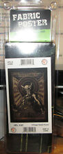 FIVE FINGER DEATH PUNCH TEXILE POSTER FLAG  RARE NEW SEALED