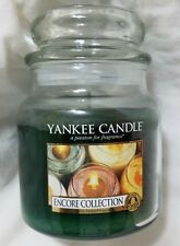 Yankee Candle ENCORE COLLECTION 1969 Medium Jar 14 Oz Housewarmer Winter Woods