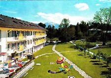 Prien am Chiemsee , Hotel Kronprinz,  Ansichtskarte ungelaufen