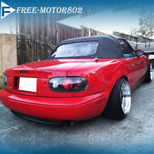 FOR 90-97 MAZDA MIATA REAR BUMPER LIP SPOILER BODYKIT RS-STYLE URETHANE