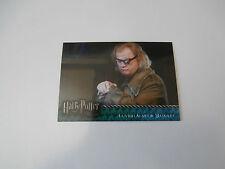 Carte Harry Potter et l'Ordre du Phénix N°25 Le vrai Alastor Maugrey !