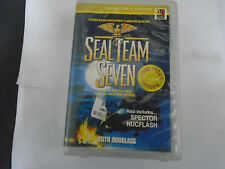 Seal Team Seven Collectors No. 1 by Keith Douglass (2000, Cassette)
