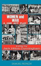 Women and War: A One Act Play-ExLibrary