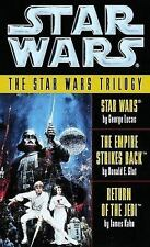 Star Wars Trilogy by James Kahn, Donald F. Glut and George Lucas (1993, Paperba…