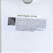 (CV284) Gaoler's Daughter, St. Peter - 2011 DJ CD
