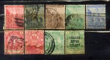Africa Cape of Good Hope Old Stamps Lot 1