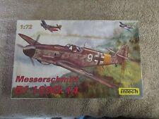 Intech Messerschmitt Bf 109G-14 Model Kit - 1:72 Scale - T45   (T 21)