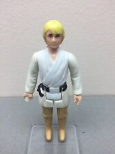 VINTAGE STAR WARS LUKE SKYWALKER farmboy Hong Kong gmfgi 1977 EXC condizione 300