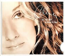 Celine Dion CD All The Way... A Decade Of Song - Discbox Slider - Europe (M/M)