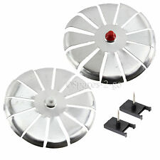 DIMPLEX BF7221 Genuine Pair Flicker Heater / Fire Rotor Fan Vane & Pins Spare