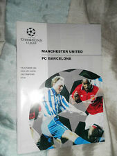 1994 CHAMPIONS LEAGUE MANCHESTER UNITED V BARCELONA