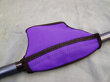 Neoprene Canoe Paddle Mitt  / Kayak Glove Pogies  Purple