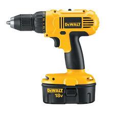 """DEWALT 18V 1/2"""" Adjustable Clutch Drill Driver Kit DC970K-2 RECON"""