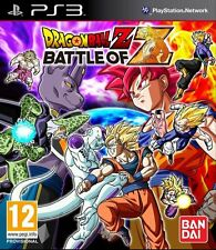 Dragon Ball Z : Battle of Z pour PS3