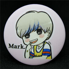 Fashion KPOP GOT7 Mark Q edition style Badge Brooch Chest Pin Souvenir Gift