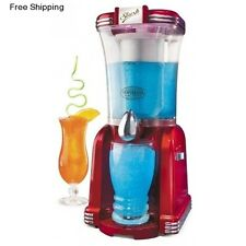 Frozen Slush Drink Maker Retro Machine Blender Ice Slushie Margarita Slurpee