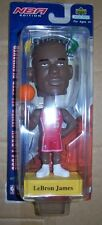 Lebron James 2004 UNRELEASED All Star UD Playmakers Bobble Head from SEALED CASE
