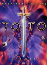 21399// TOTO - GREATEST HITS LIVE AND MORE - DVD NEUF