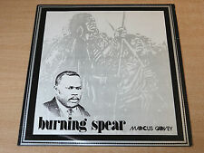Burning Spear/Marcus Garvey/1975 Tuff Gong LP/Rare Reggae