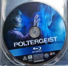 Poltergeist Blu-ray (2015) disc only w/o case *NO DIGITAL COPY*