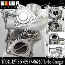 TD04L-12T-8.5 49377-06260 Turbo charger fits 00-04 Volvo V40 1.9T 160HP B4204