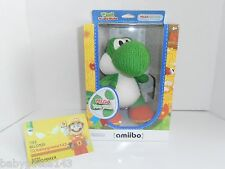 Mega Yarn Yoshi amiibo US Edition | NiB Rare Mint Condition | EXPEDITED SHIPPING