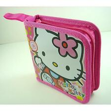 CD VCD DVD PSP UMD Storage Case Holder hold 40 pcs case For Hello Kitty + GIFT
