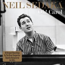 Neil Sedaka Oh! Carol 2-CD NEW SEALED Happy Birthday, Sweet Sixteen+