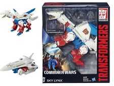 Transformers Generations Combiner Wars IDW Voyager Class SKY LYNX Kids Spielzeug
