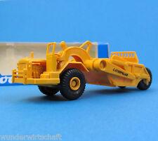 Roco H0 1404 CATERPILLAR SCHÜRFKÜBELZUG Gelb-Orange HO 1:87 OVP UMEX