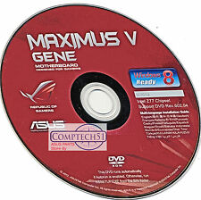 ASUS Maximus V Gene MOTHERBOARD DRIVERS M3014 WIN 8.1 DUEL LAYER DISK
