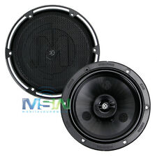 "MEMPHIS AUDIO 15-PRX62 6-1/2"" 2-WAY POWER REFERENCE CAR COAXIAL SPEAKERS 15PRX62"