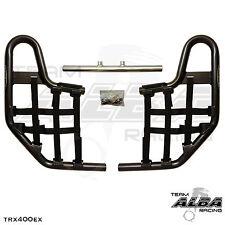 TRX 400EX TRX400EX Honda   Nerf Bars  Alba Racing Pro Elite  Blk/Blk 211-T1-BB