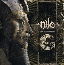 Nile - Those Whom The Gods Detest [CD New]