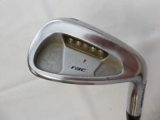 TaylorMade RAC LT 2005 SW Sand Wedge Rifle FCM 5.0 Regular flex Steel Used RH
