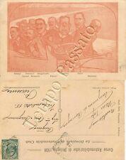 Automobile Club alle corse di Bologna - 1908 / illustratore Nasica (Majani)