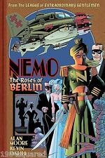 Nemo The Roses of Berlin Hardcover GN Alan Moore Kevin O'Neill LOEG New HC NM