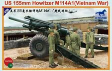 Bronco 1/35 CB35102 US 155mm Howitzer M114A1(Vietnam War)